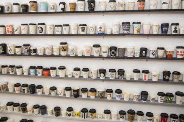 Coffee Cups of the World