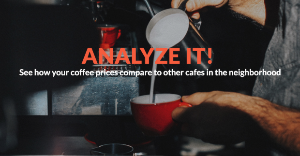 Cups Launches 'Menu Analyzer' for Prices in 14 US Cities