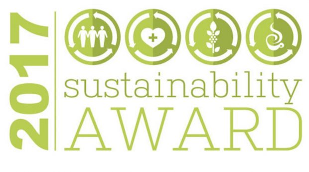 scaa sustainability award
