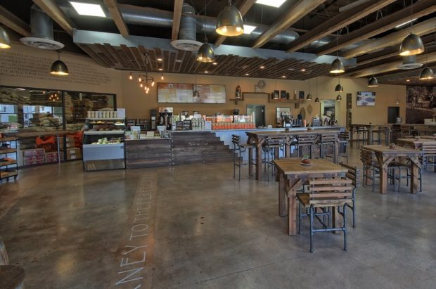 The Bodhi Leaf roastery cafe in Orange. All images courtesy of Bodhi Leaf Coffee Traders.