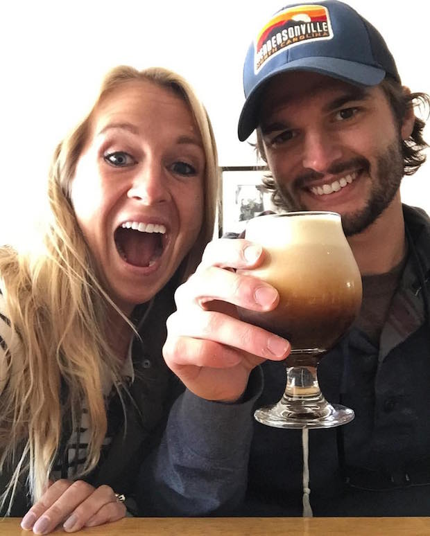 Candice and Zach Pritz