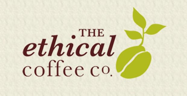 The Ethical Coffee Co. mark in question.