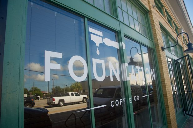 Foundation Coffee Co. Tampa Heights