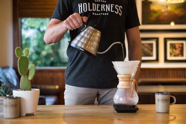 23-Year Retail Veterans Launch Holderness Coffee Roasters in Corvallis