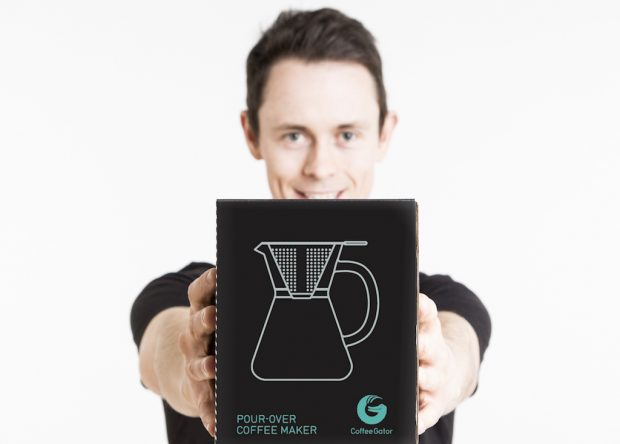 Coffee Gator Hopes to Chomp Into the Home Brewing Market