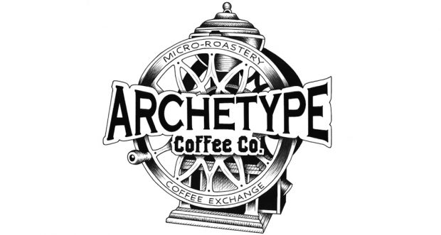 The Archetype Coffee Co. logo.