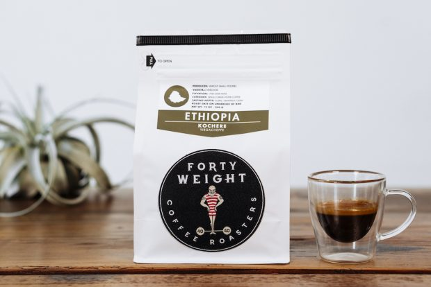 Unpacking Coffee with Kandace and Ray: Forty Weight Coffee Roasters