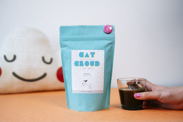 Unpacking Coffee with Kandace and Ray: Cat & Cloud Coffee
