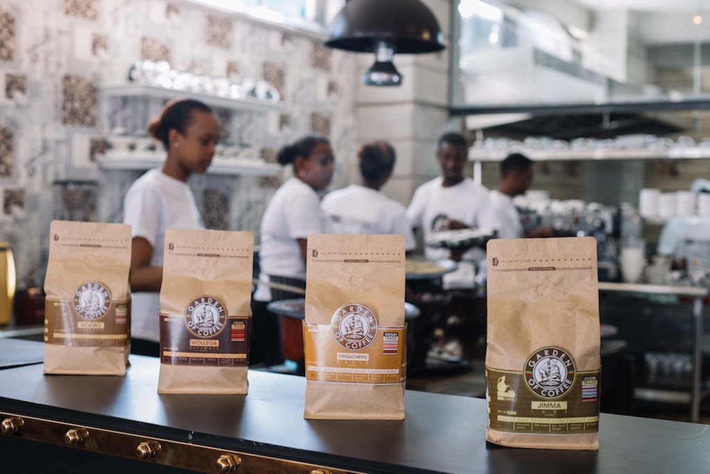 Garden of Coffee Cultivating Ethiopian Coffee Experience for Global