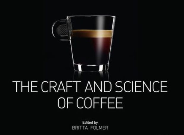 Nespresso Releases 556-Page Book, 'The Craft and Science of Coffee'