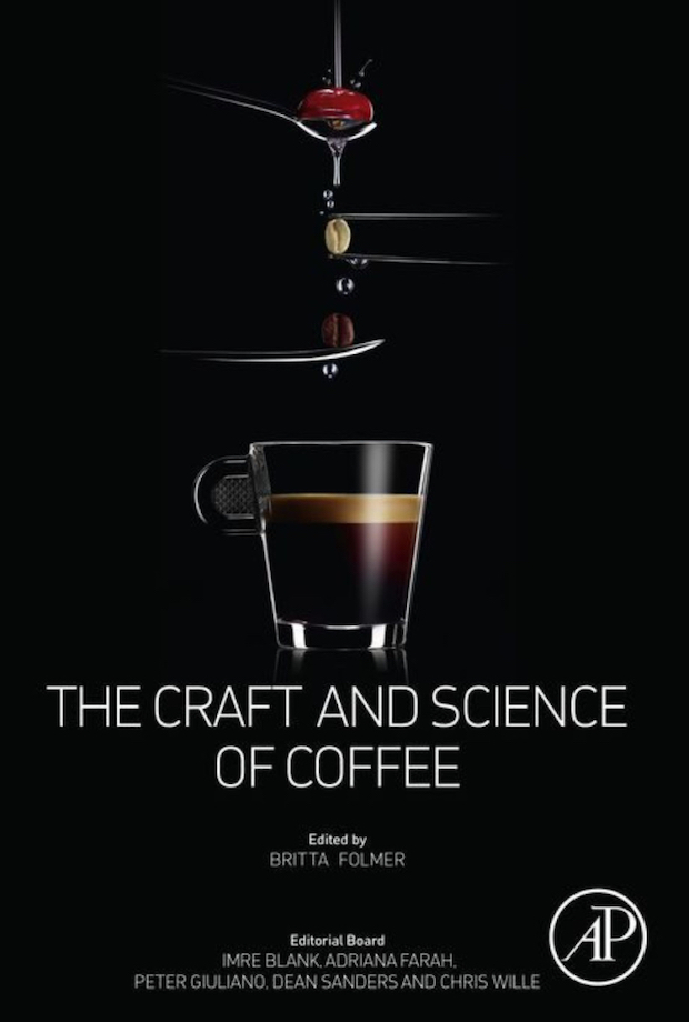 nespresso elsevier craft and science of coffee