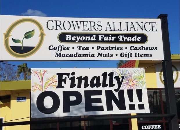 Growers Alliance Cafe and Gift Shop a Hard-Earned Kenya Connection in Florida