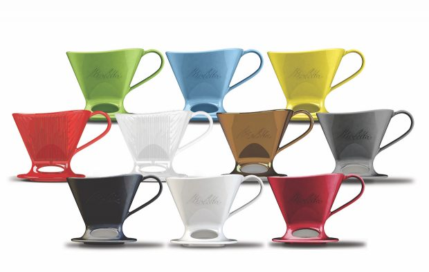 Melitta Reasserting Itself With 'Signature Series' Pourover Cones