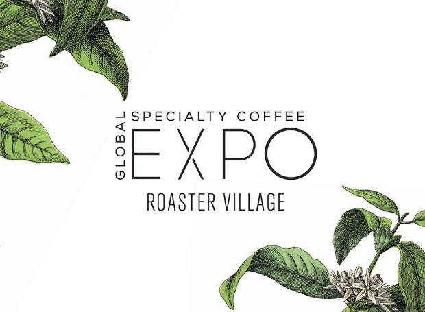 SCA Global expo roaster village