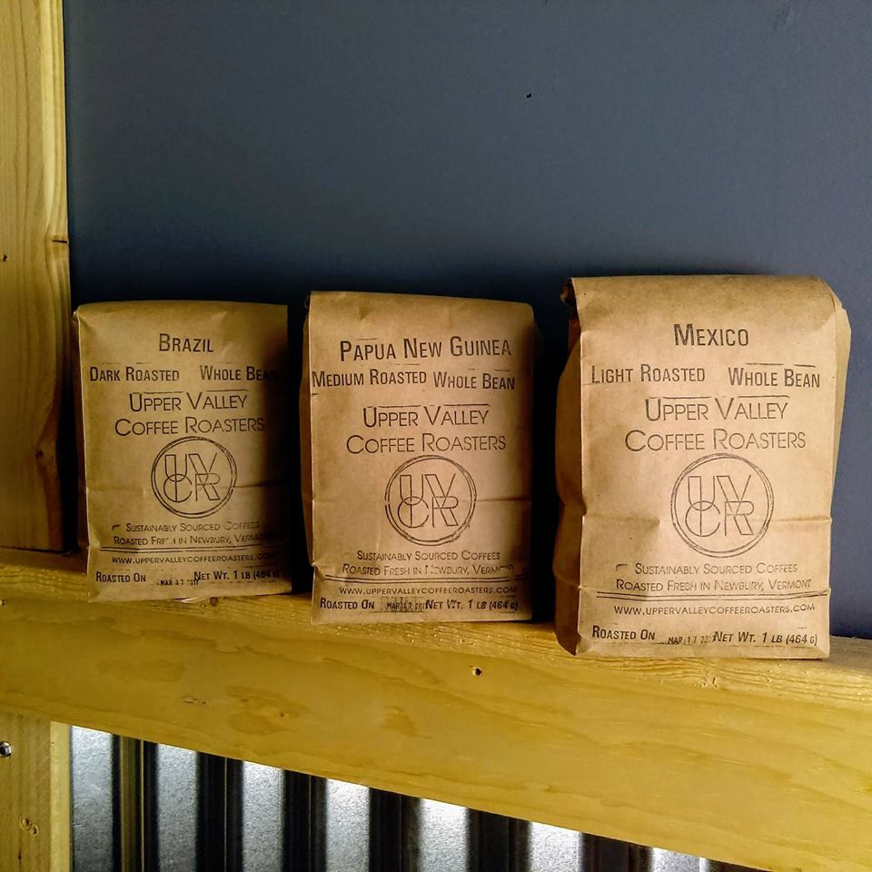 upper valley coffee bags