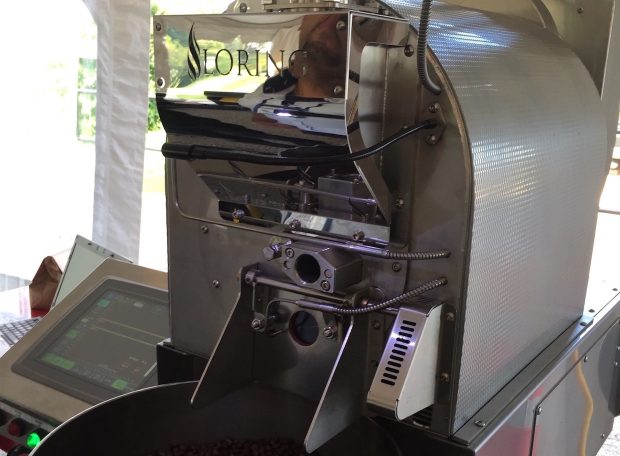 Roaster-Maker Loring Signs Shanghai Fortunecaffe for China Distribution