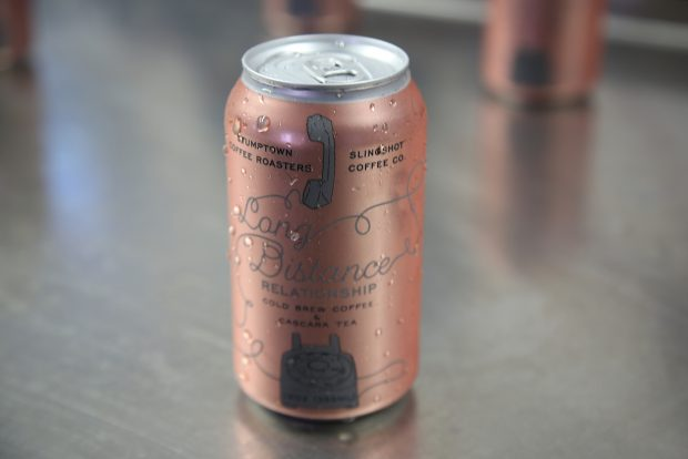 Stumptown and Slingshot in Long Distance Relationship with Cascara Cold Brew Combo