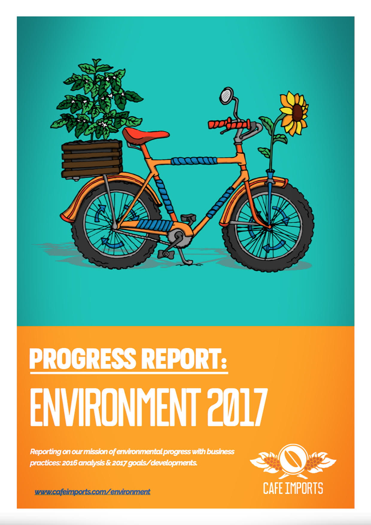 cafe imports environmental report