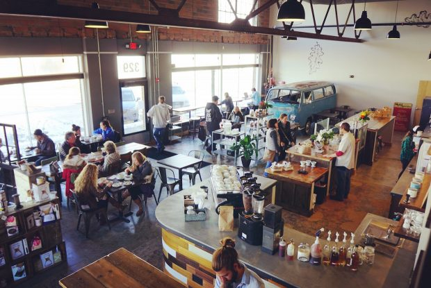 Harriet and Oak Embarks with Splashy Roastery Café in Rapid City, SD