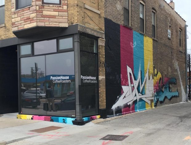Chicago's Passion House Pours Heart into First Cafe, in Logan Square