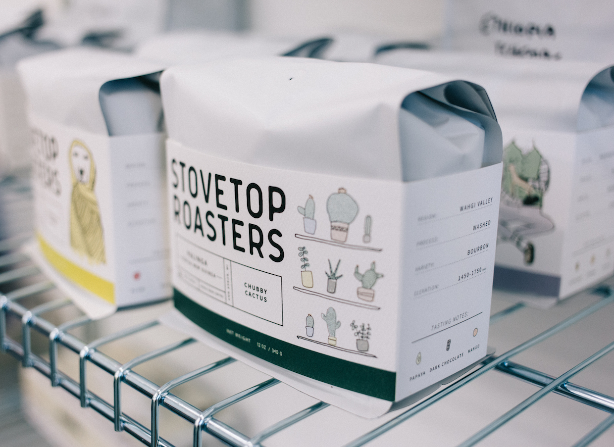 stovetop roasters bag