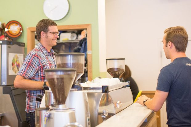 Large Birds, Small Planes: Ryan Jensen's New Micro-Roastery Takes Off in DC