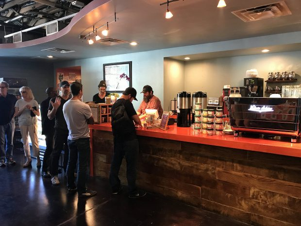Chameleon Cold Brew Co-Founder Opens Second Bennu Coffee Shop in Austin