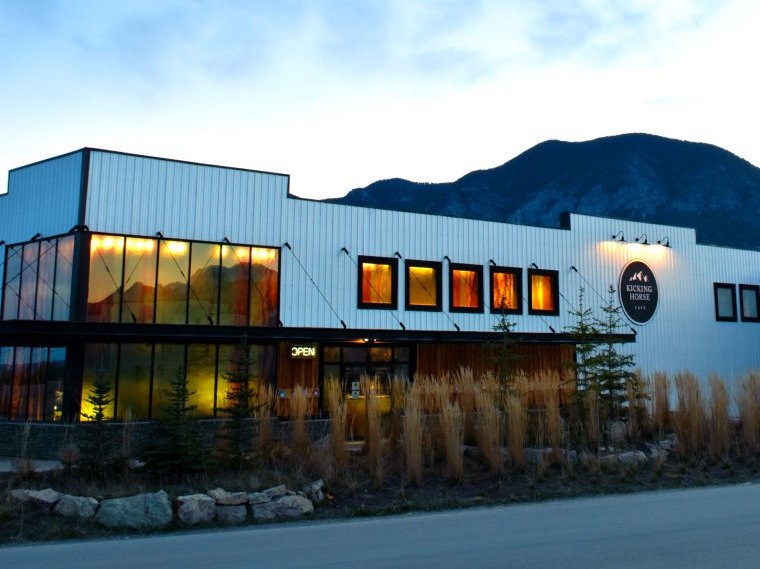 kicking horse coffee canada
