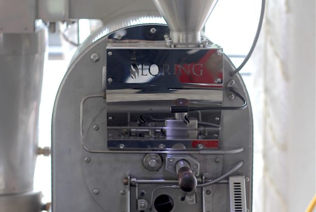 Roaster Maker Loring Upgrades Control System on All Models