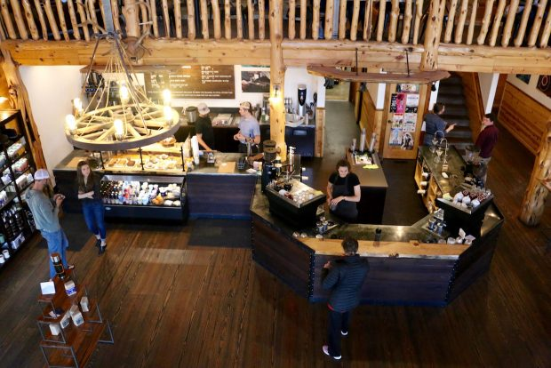 Mountaineers Find An Elevated Experience At Remodeled Sisters Coffee