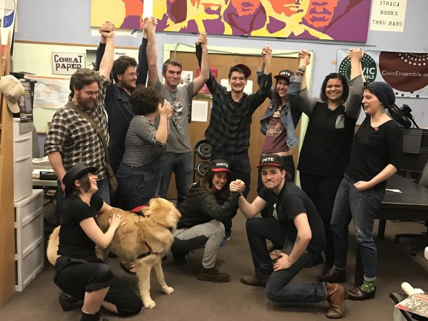 Gimme! Coffee Baristas in Upstate New York Vote to Unionize