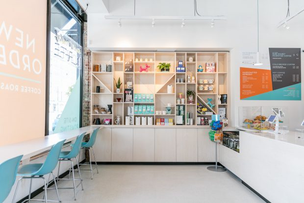 New Order Coffee Opens Detroit Flagship with Creative Sweets and On-Demand Roasting