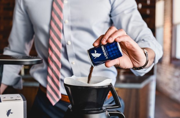 La Colombe Launches the Coffee Vault, Professing Pre-Ground Freshness