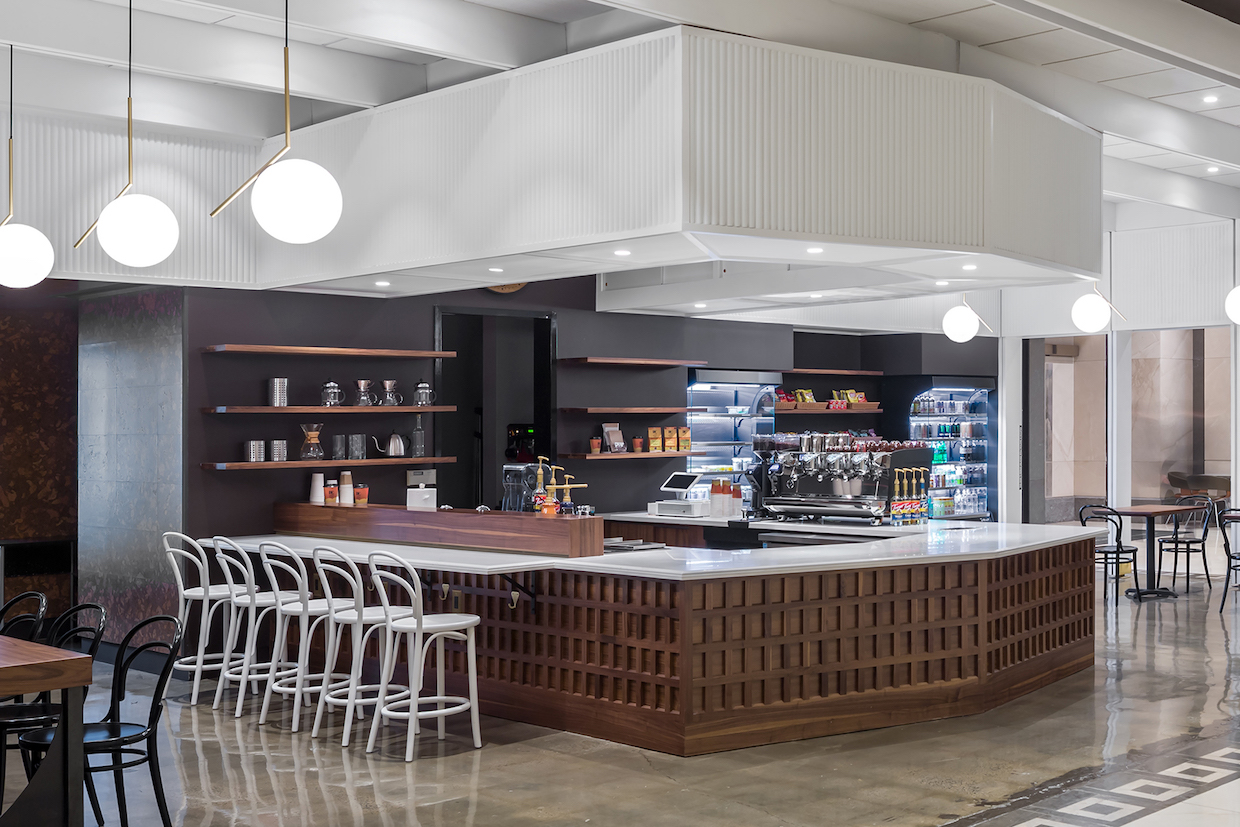 NC's Dilworth Coffee Unveils Brand Refresh, New Store