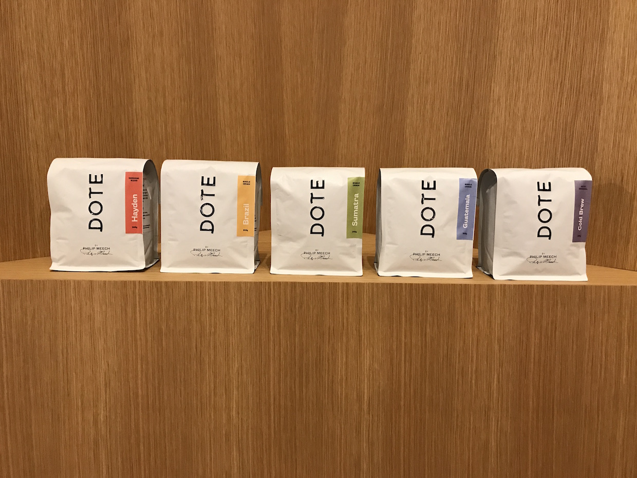 Dote Coffee chocolate Bellevue Wash