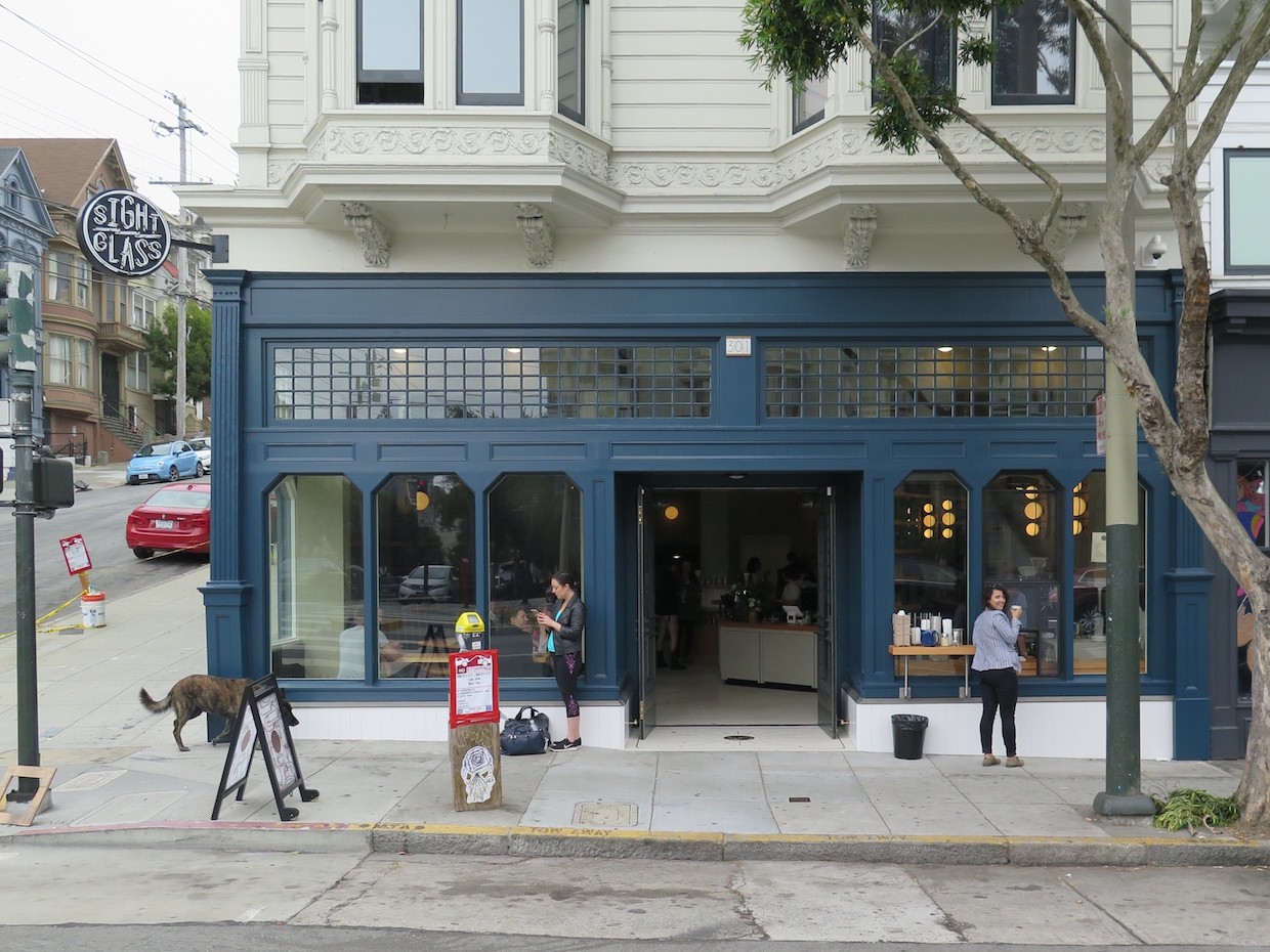 Sightglass Coffee Divisadero