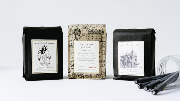 Unpacking Coffee with Kandace and Ray: Four Barrel Revisited