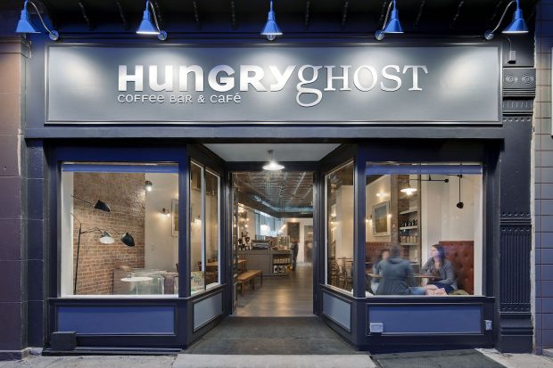 Brooklyn's Hungry Ghost to Open Two More Coffee Shops This Fall