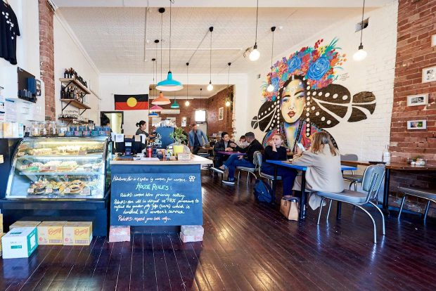 Australian Cafe Finding Supportive Response to 18 Percent 'Man Tax'
