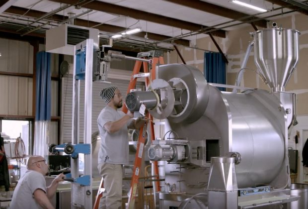 Video: Loring Roasters Built From Start to Finish