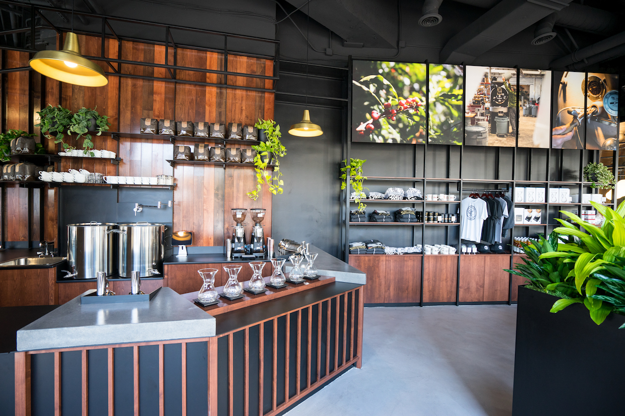 Coava Coffee San Diego
