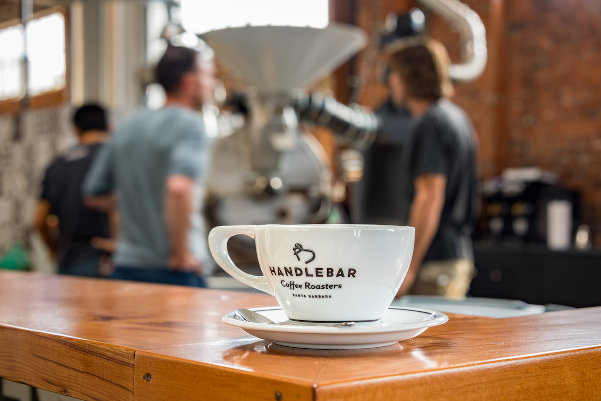Handlebar Coffee Roasters Santa Barbara