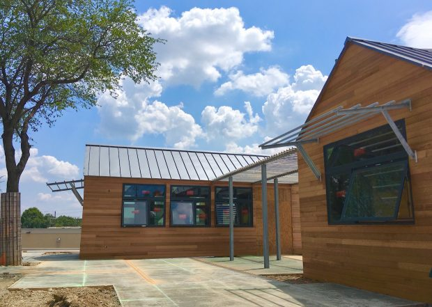 Austin's Houndstooth Readies Big Dallas Opening in Tiny Houses