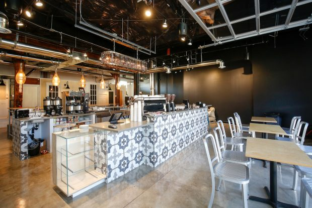 Hannah Ulbrich's Copper Door Opens New Roastery Café in Denver