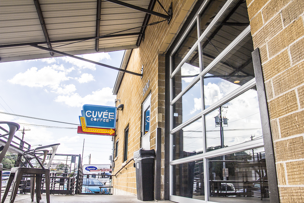 cuvee coffee austin