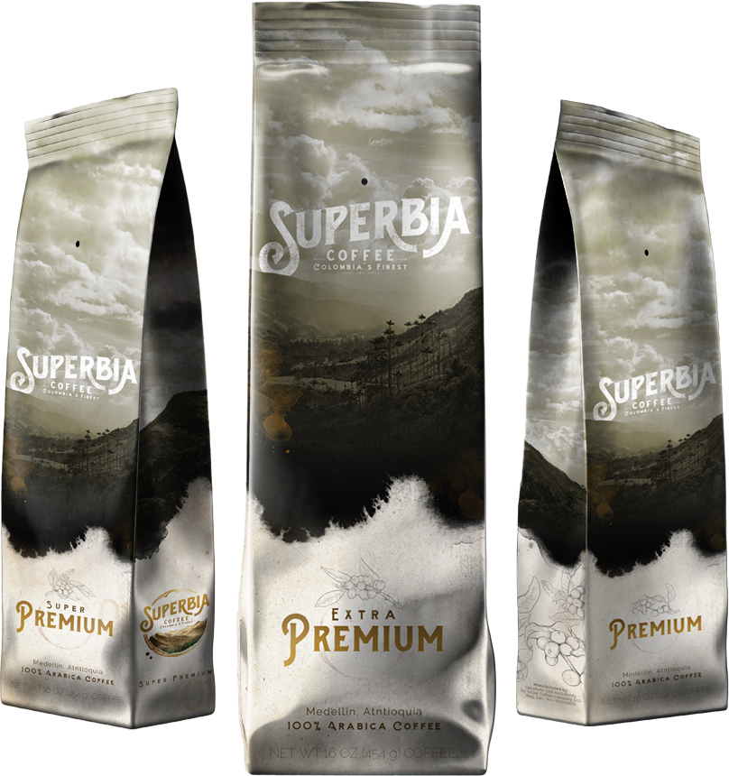 colombia coffee superbia