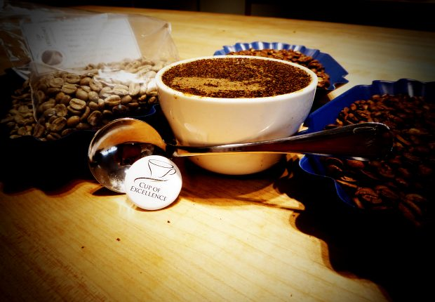 'Cupping the World' in Portland and Seattle with the Top Cup of Excellence Coffees