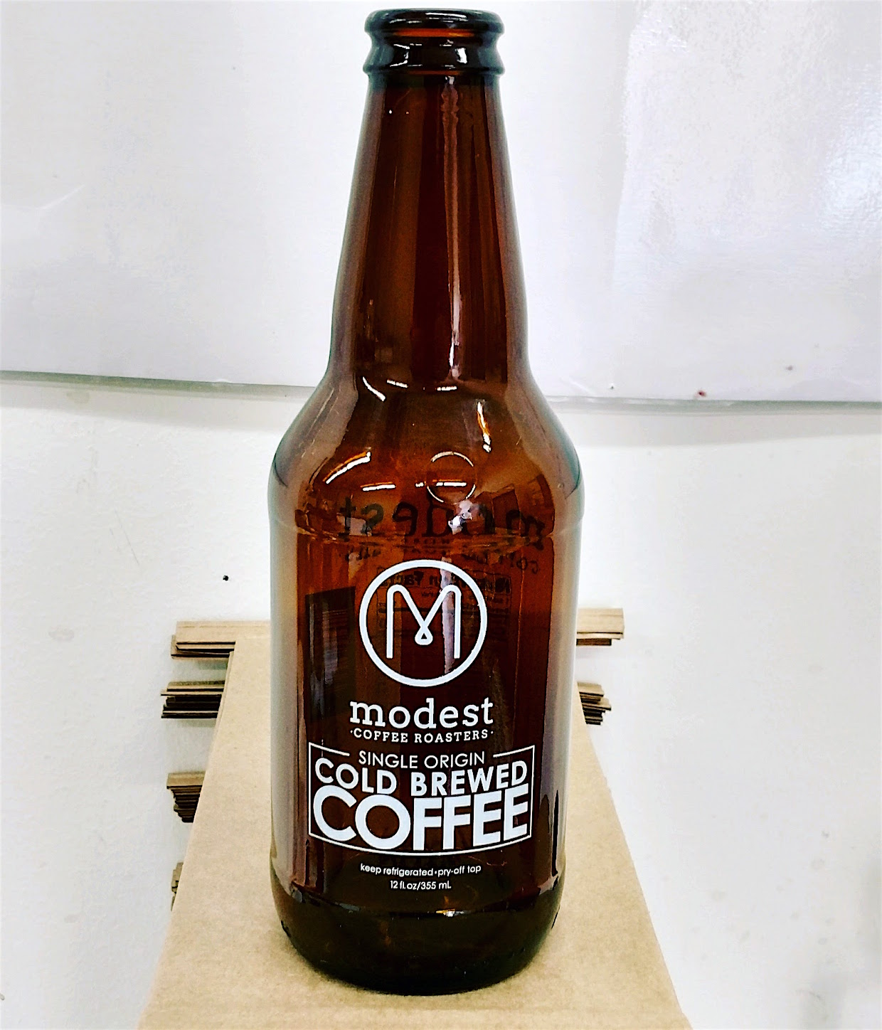 modest coffee cold brew