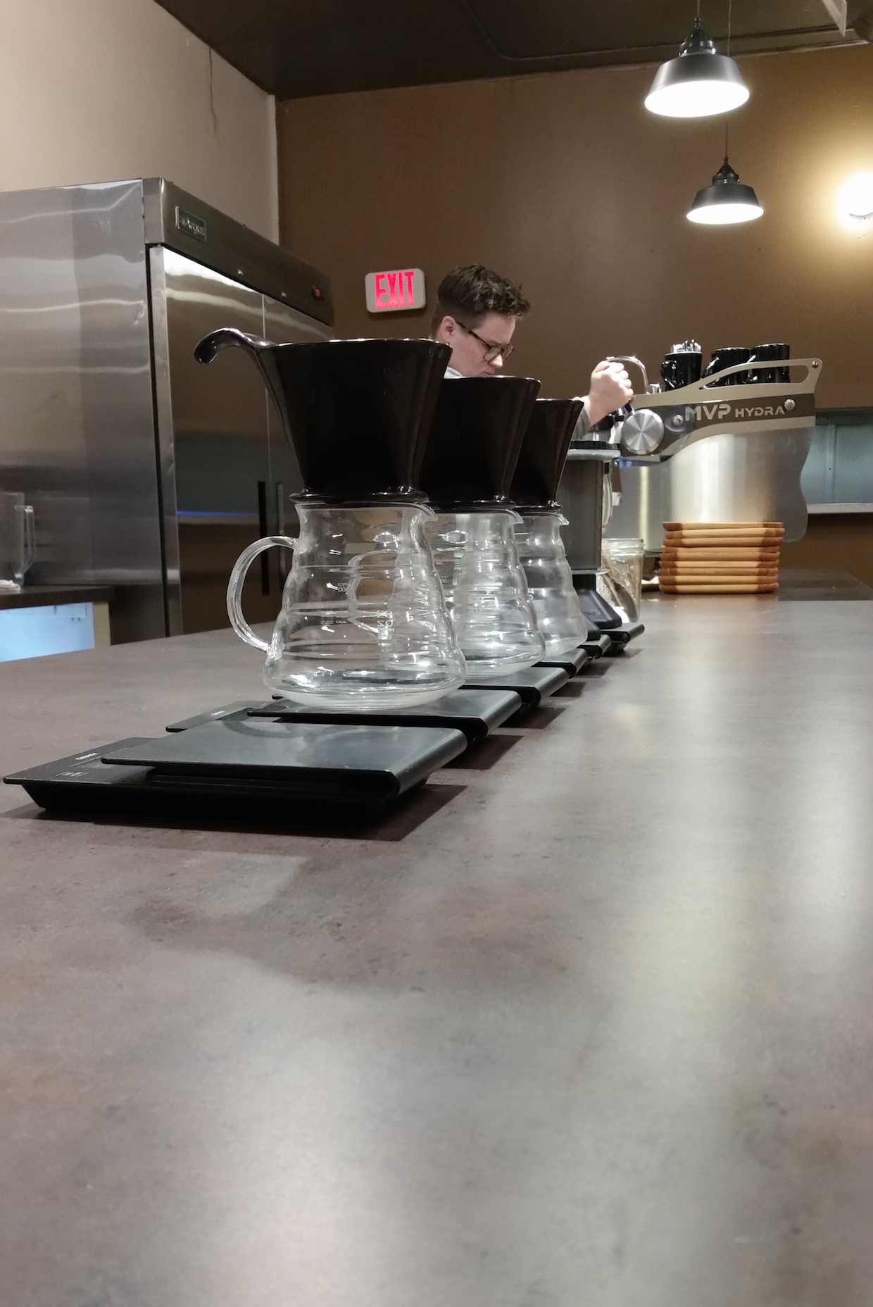 rising star coffee roasters Cleveland lakewood