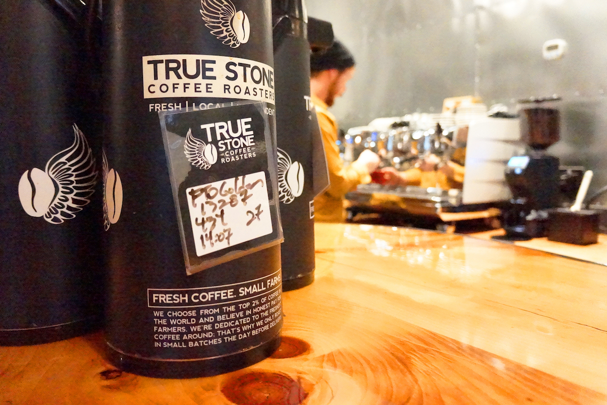 true stone coffee roasters twin cities